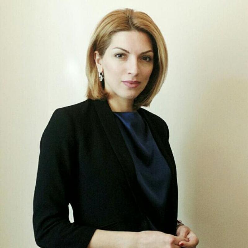 Diana Sarumova